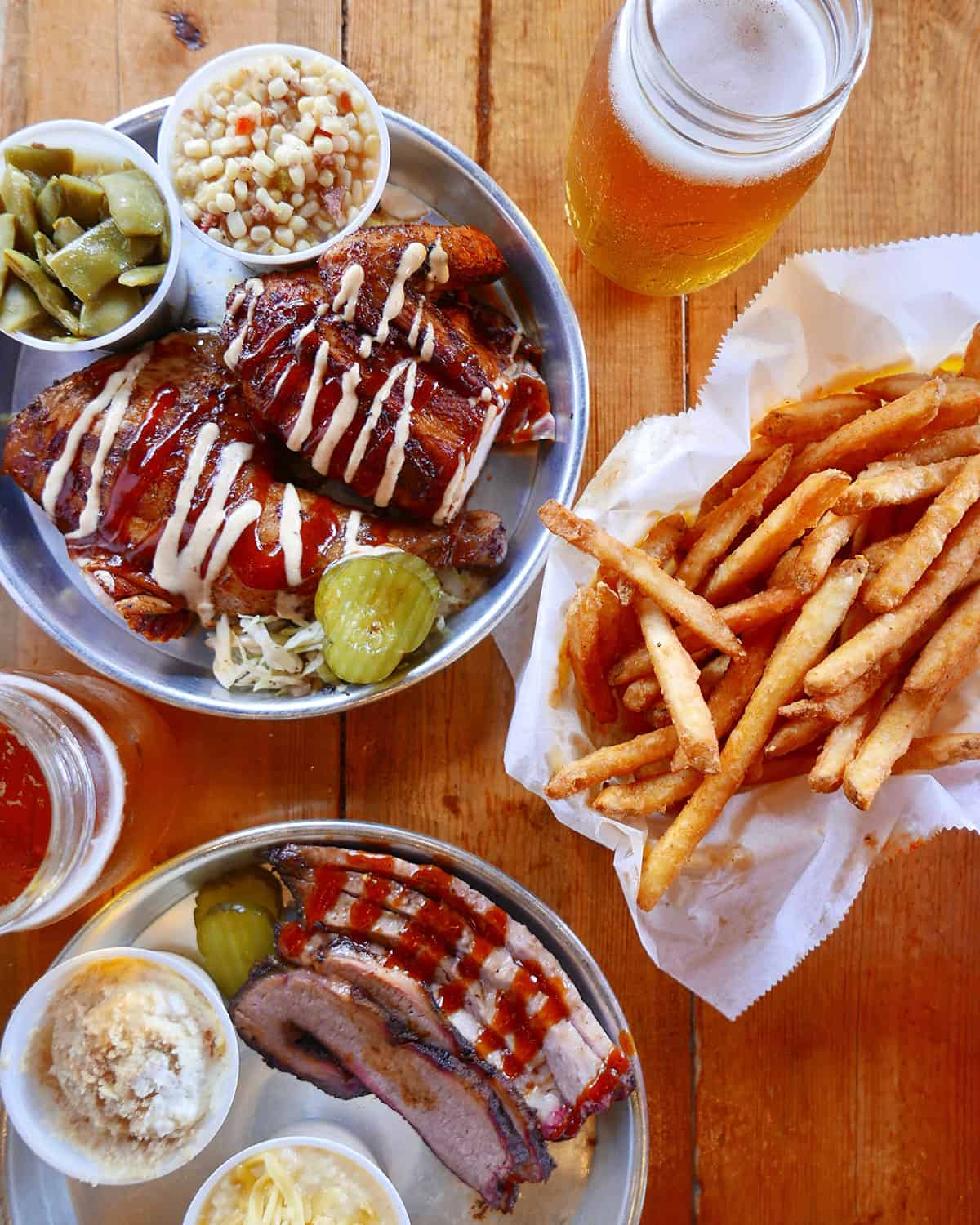 What To Do in Nashville: A Foodie's Guide (Eldey's BBQ)
