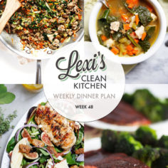 Lexi S Clean Kitchen Paleo Asian Beef And Rice Meal Prep