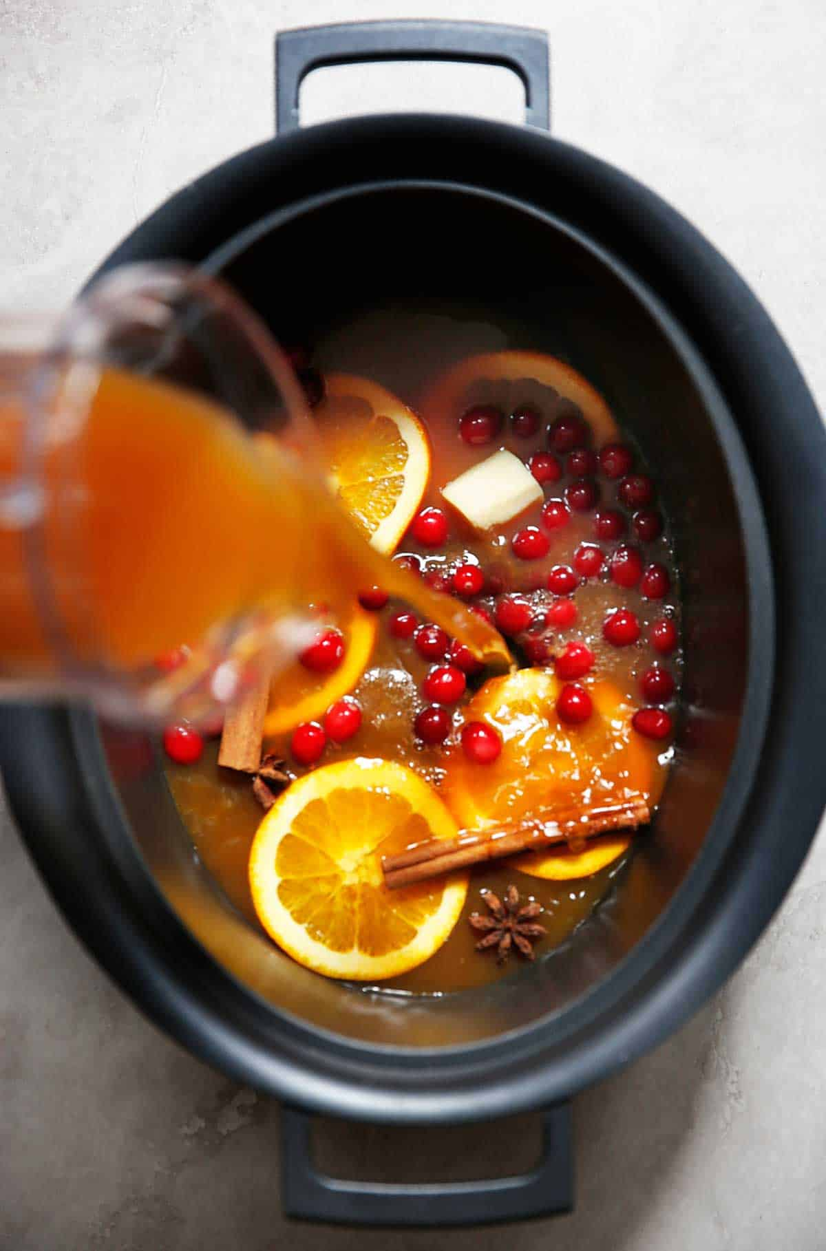 Mulled Cider with Caramel Pecan Rim   Lexi's Clean Kitchen