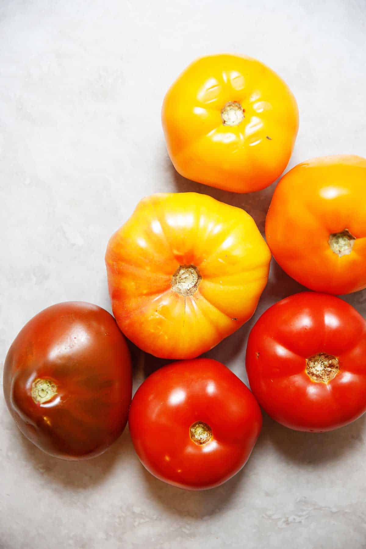 How To Make Fresh Tomato Sauce With Summer Tomatoes