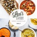 Lexi's Weekly Dinner Plan Week 47