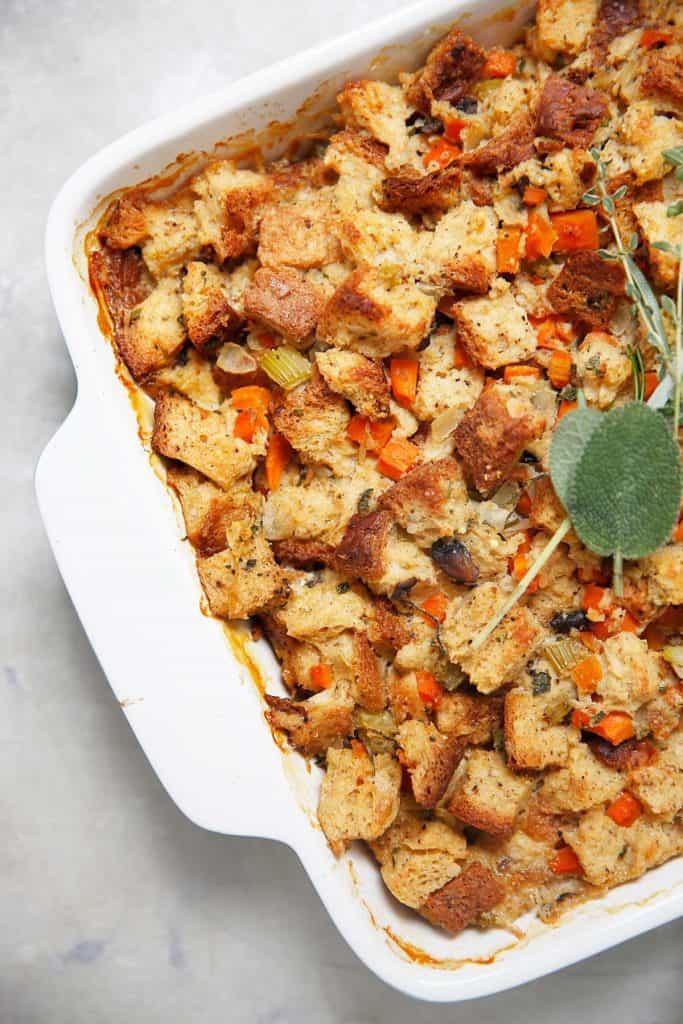 Gluten Free Stuffing - Lexi's Clean Kitchen