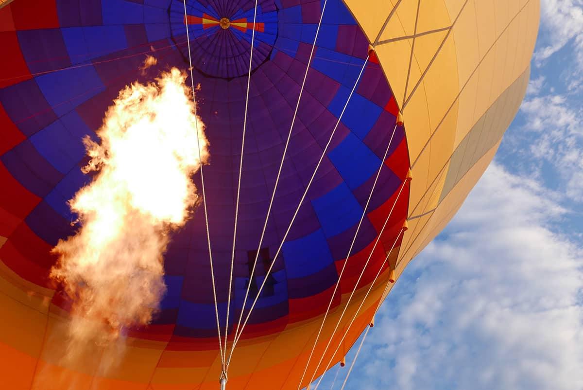 Hot Air Balloon Phoenix, AZ