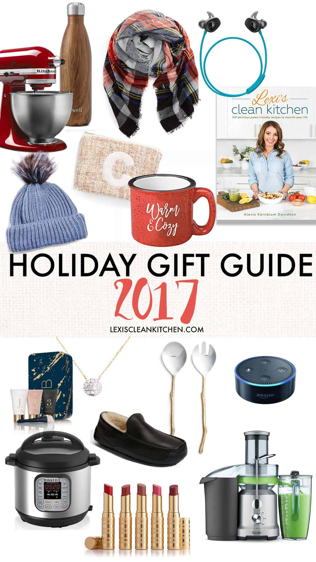 Holiday Gift Guide 2017 #holiday #giftguide #2017 #christmas #hanukkah #presents