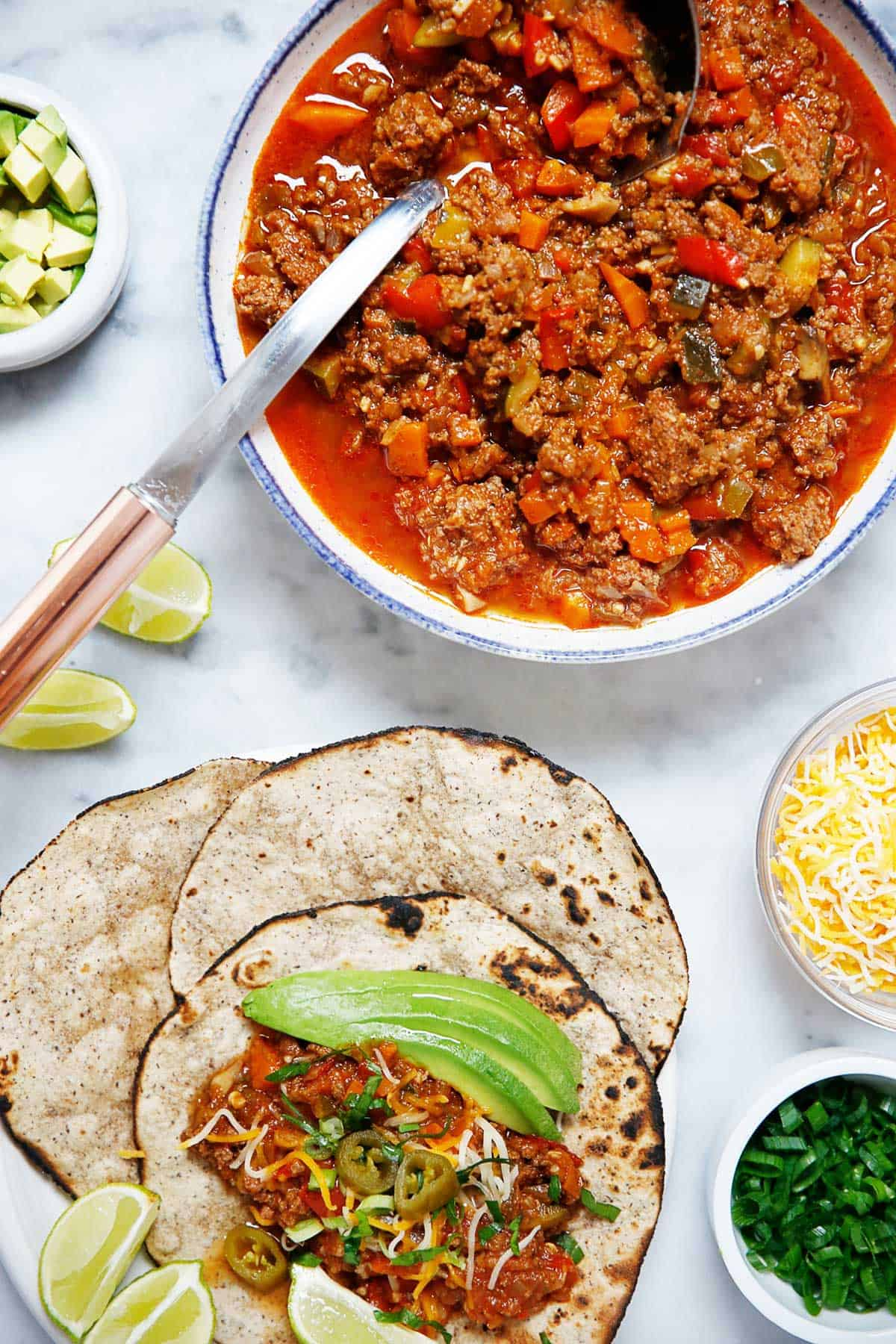 How To Make The BEST Taco Meat (In The Instant Pot!)