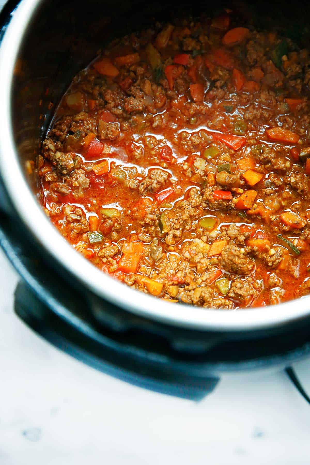 How To Make The BEST Taco Meat (Instant Pot) - Lexi's Clean Kitchen