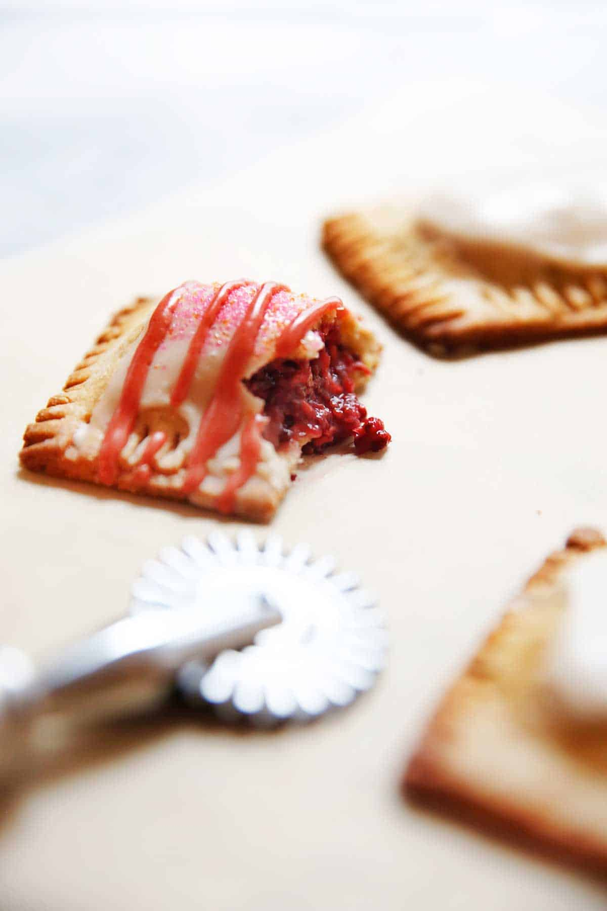 Homemade Pop Tarts (Paleo) - Lexi's Clean Kitchen