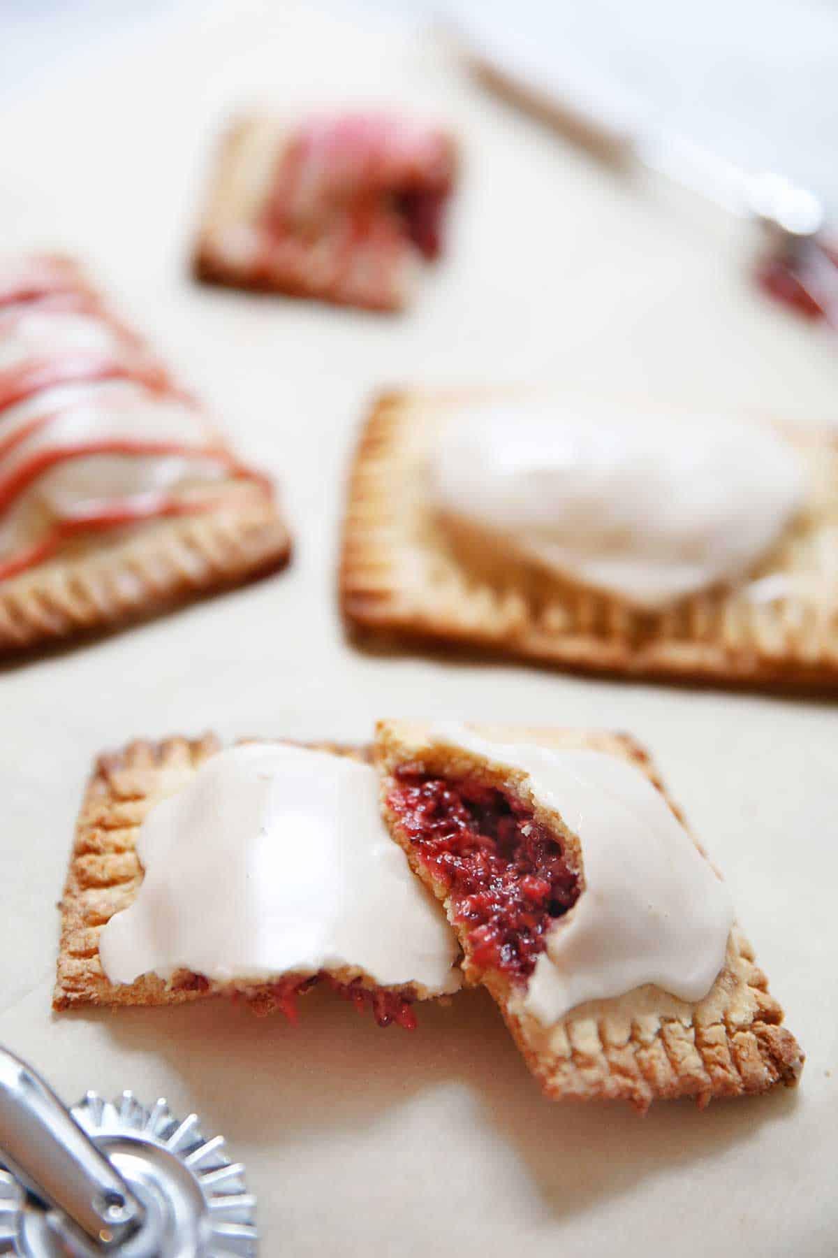 Homemade Pop Tarts (Paleo) - Lexi's Clean Kitchen