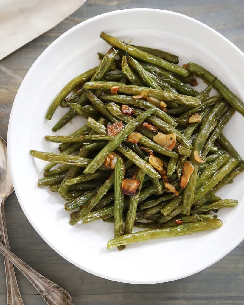 Lexi S Clean Kitchen Garlicky Blistered Green Beans Video