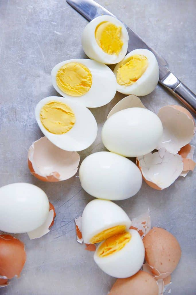 Instant Pot Hard Boiled Eggs (And Easy Deviled Eggs ...