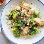 Chicken and Broccoli (Instant Pot) - Lexi's Clean Kitchen