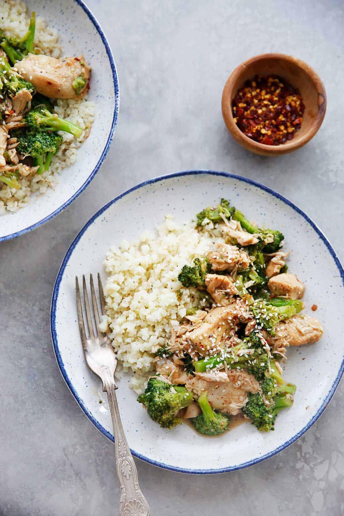 Broccoli Chicken Chinese Recipes-2248