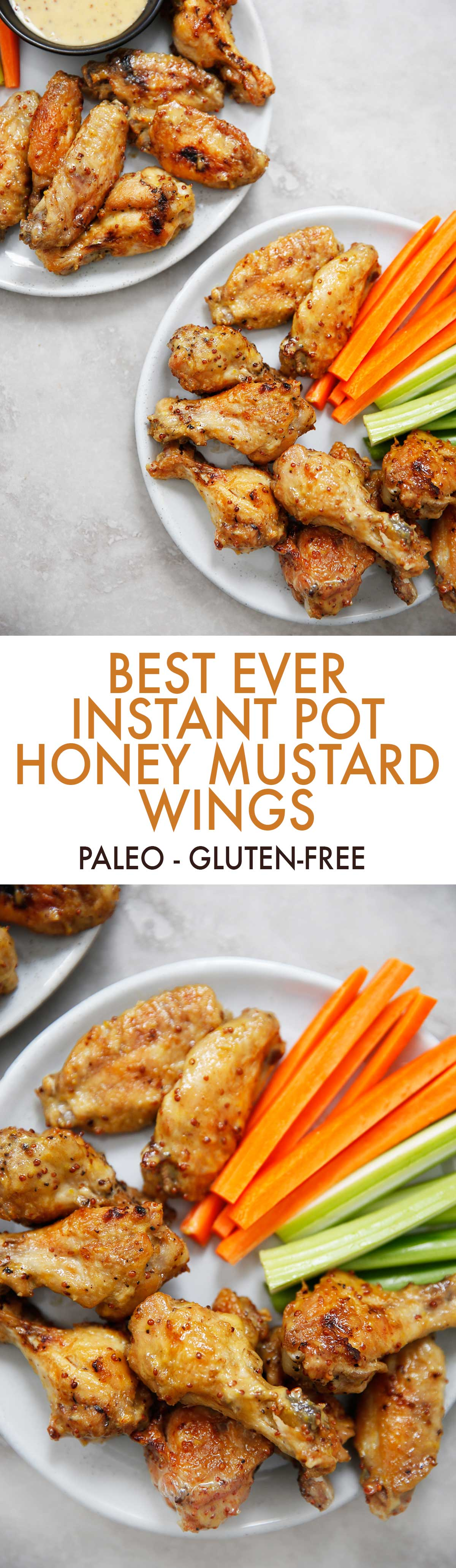 Best ever honey garlic chicken-wings cut costs produce chicken wings in the home