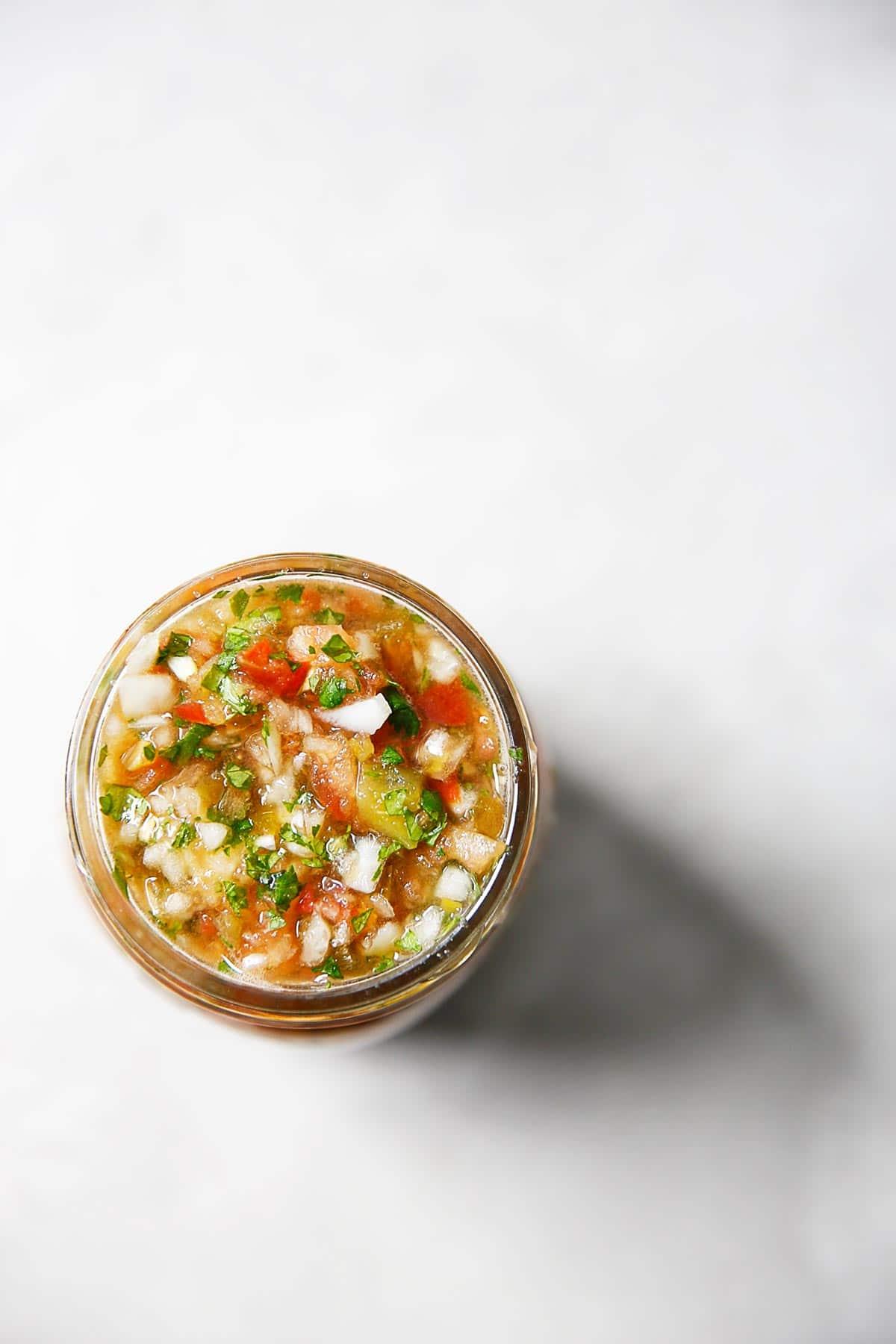 Ají (Colombian-Style Salsa)