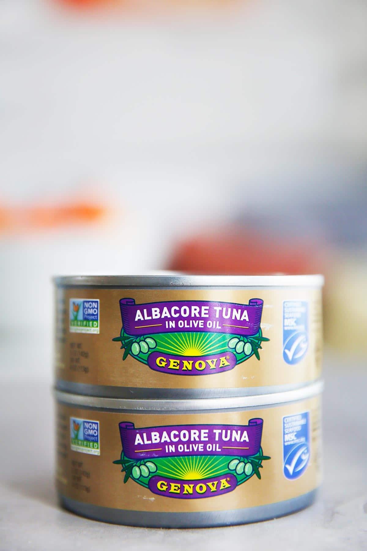 Genova Seafood Tuna Cans