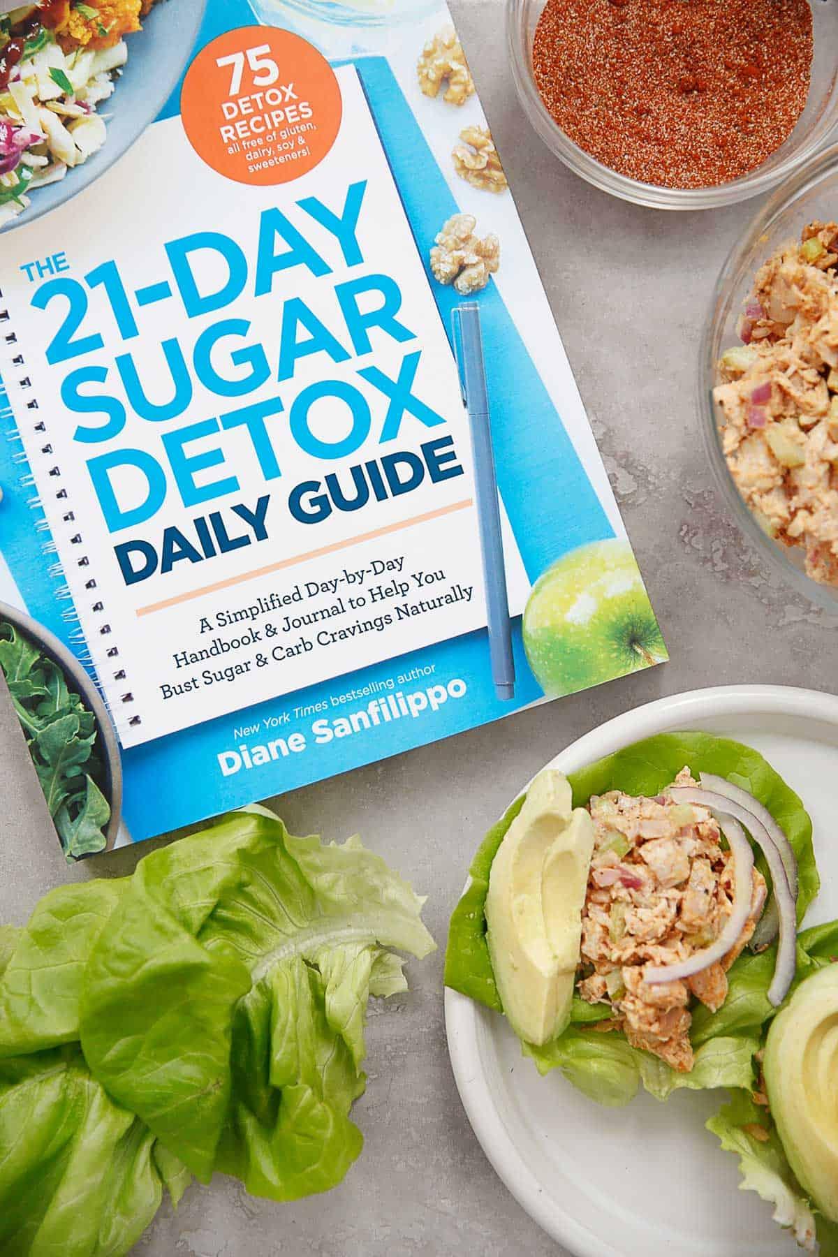 Smoky Chicken Salad 21 Day Sugar Detox