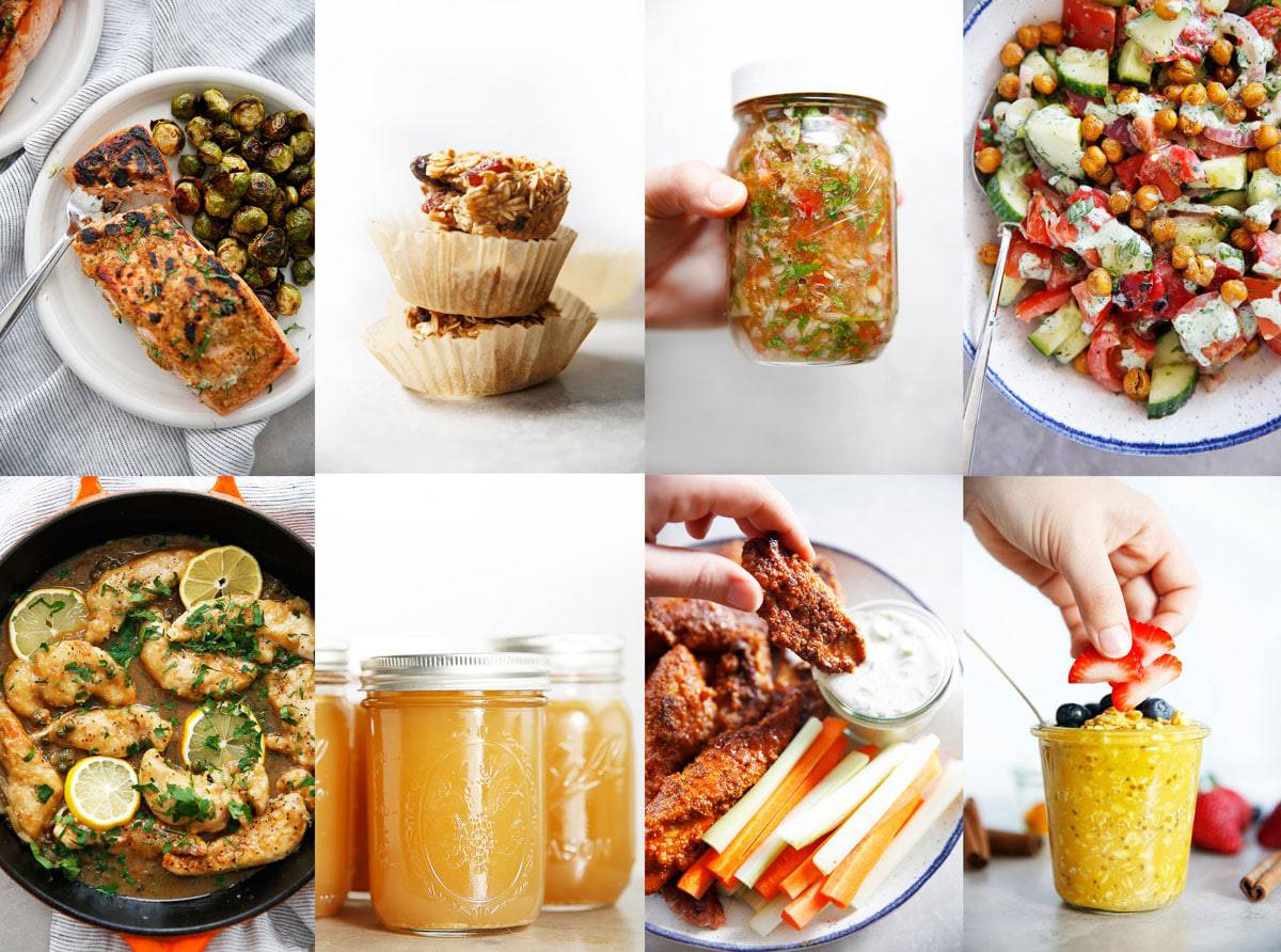 Recipes that are coming soon to the blog
