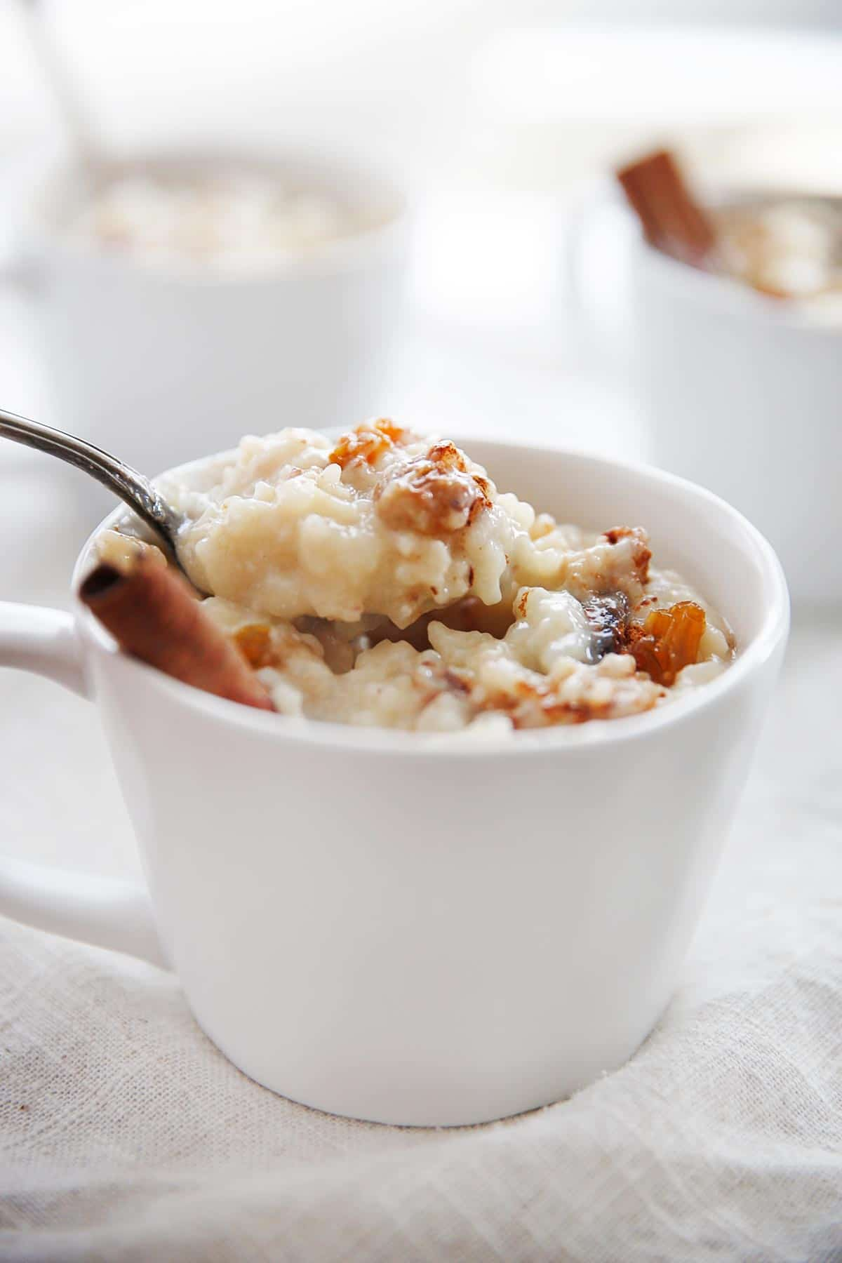 Rice Pudding Recipe Healthy and Vegan