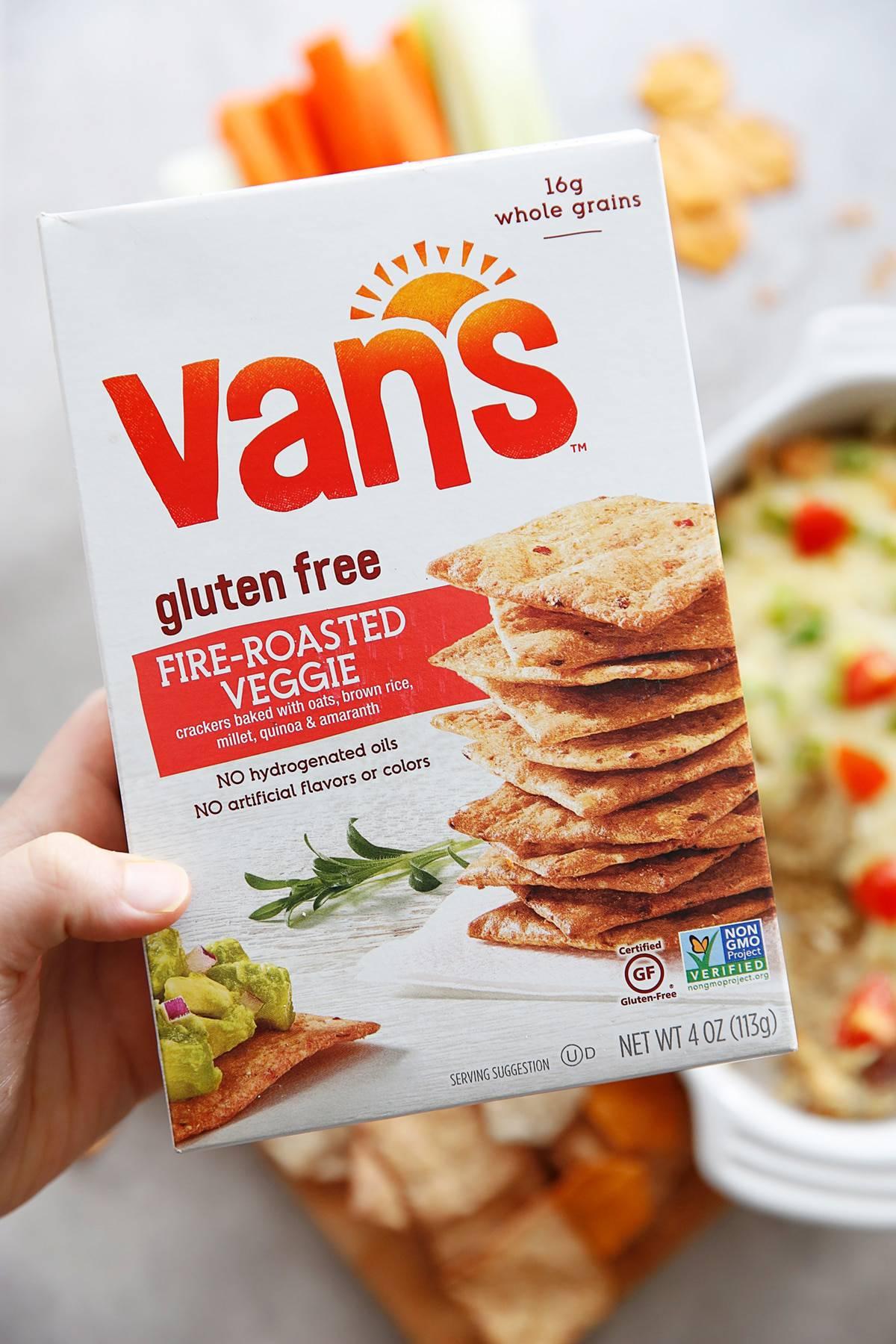Vans Gluten Free Crackers