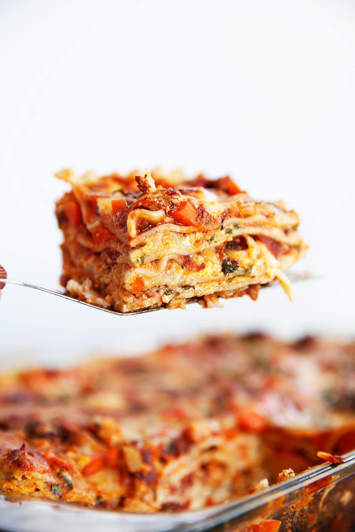 Gluten-Free Meat Lasagna Recipe