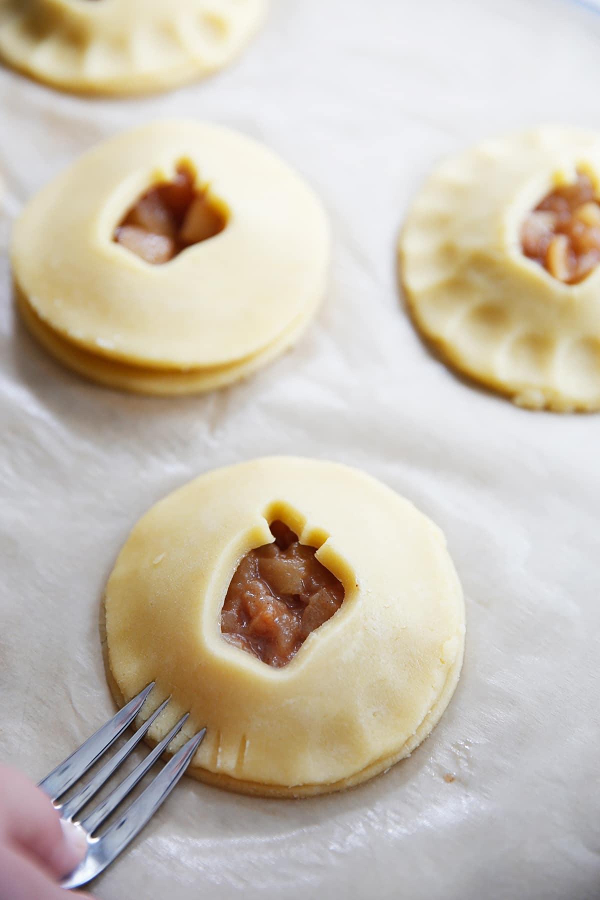 gluten-free apple filling