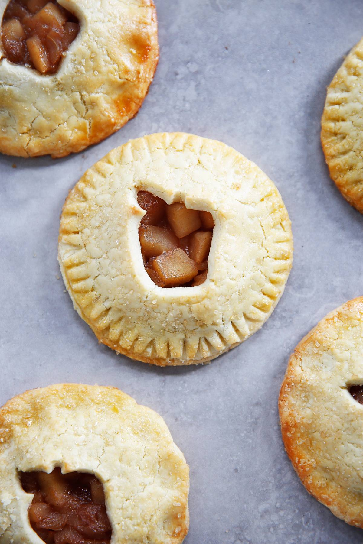 Apple Hand Pies (Gluten-Free)