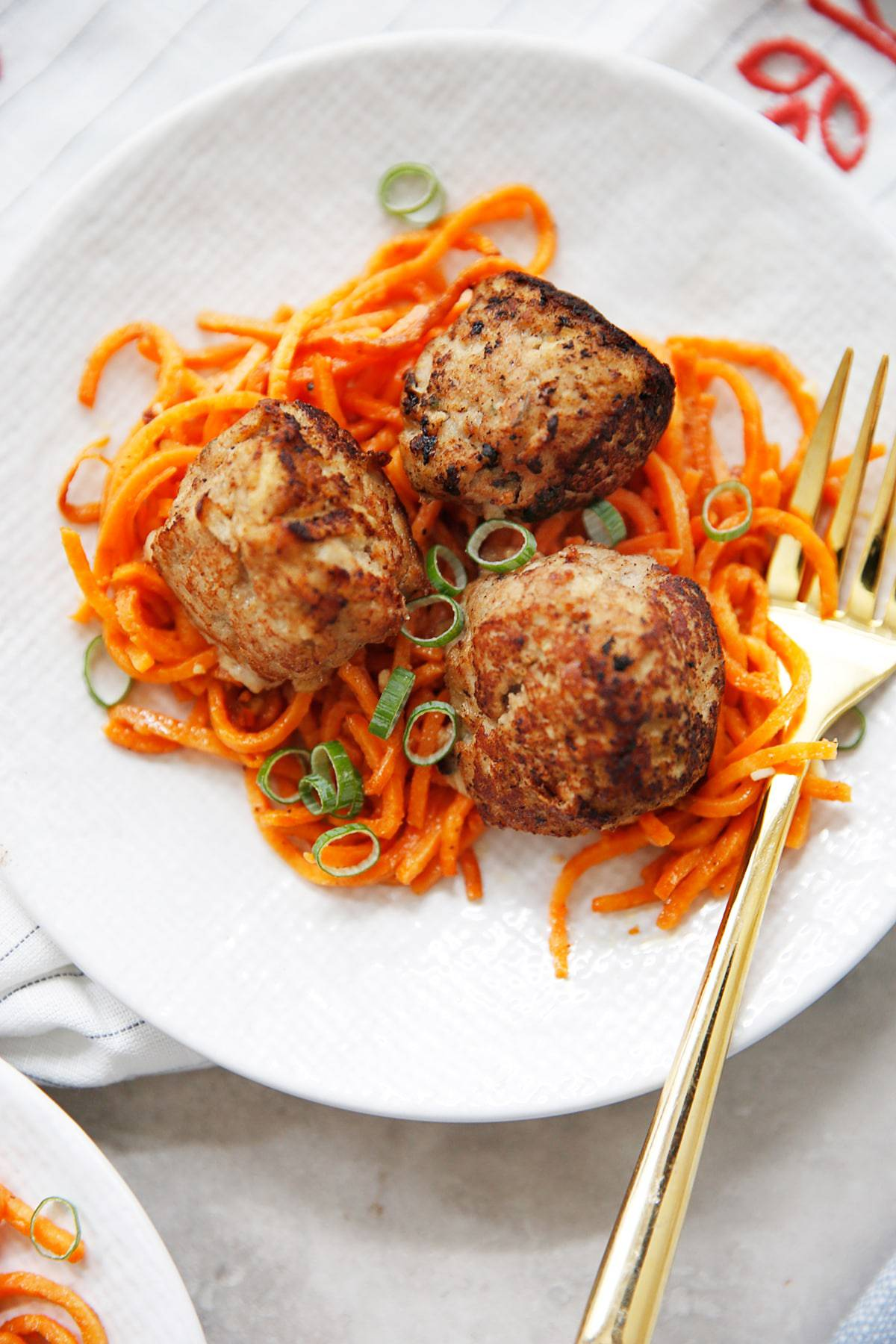 Sage turkey meatballs