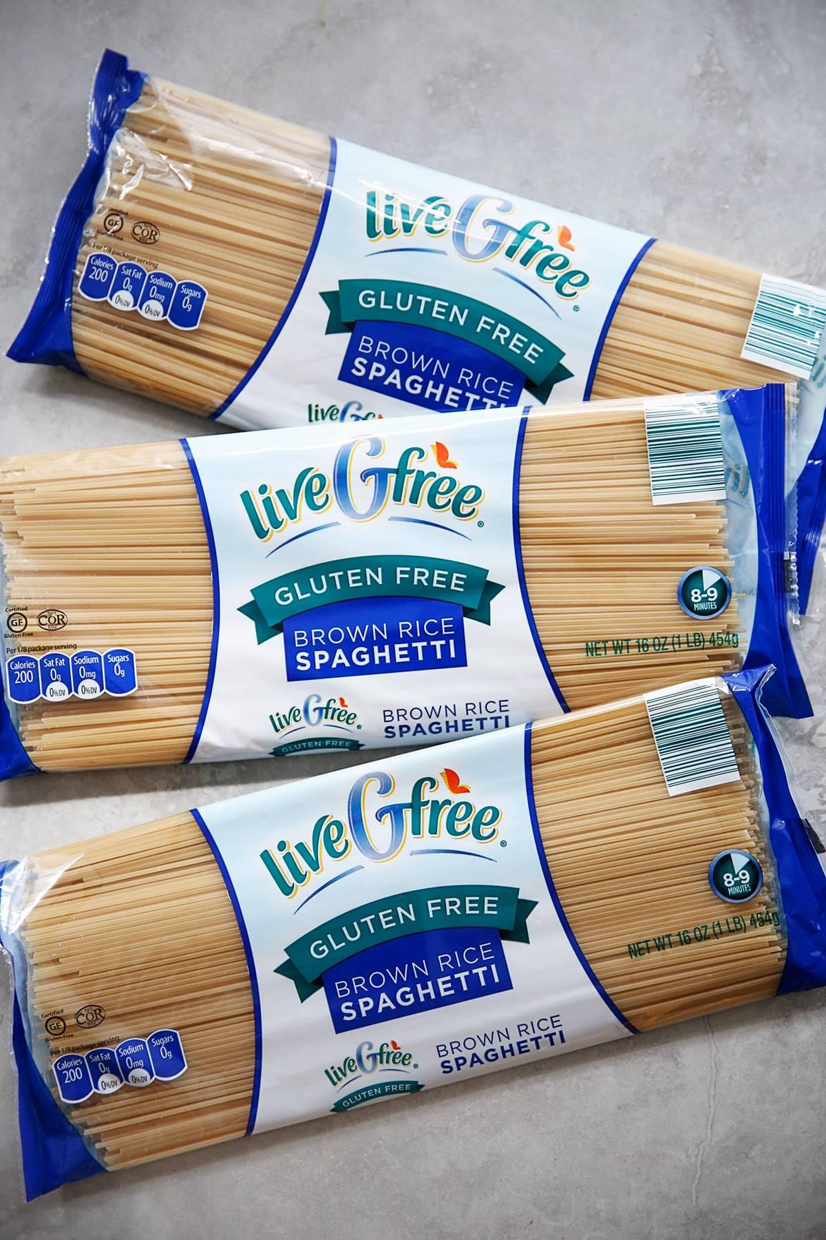 Gluten-Free Pasta Aldi