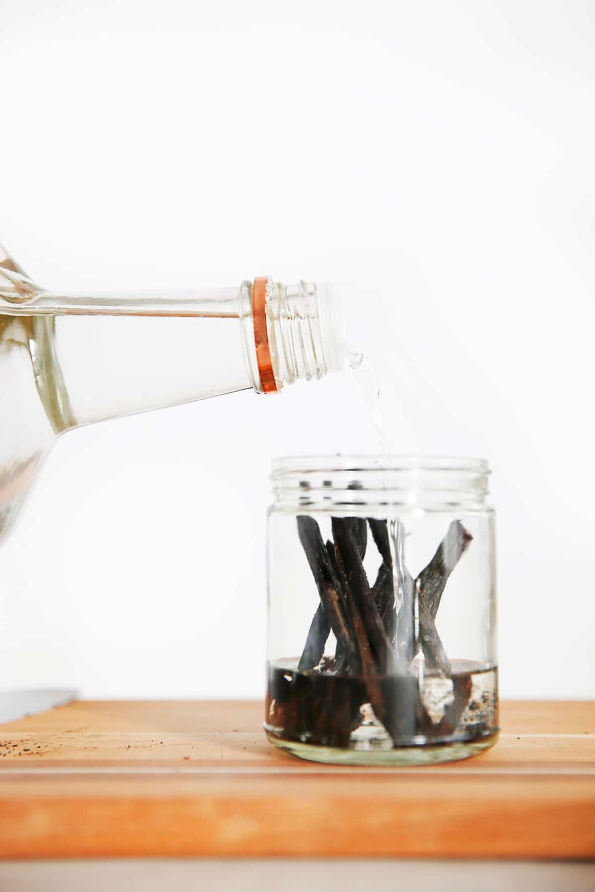 best bottles for homemade vanilla extract