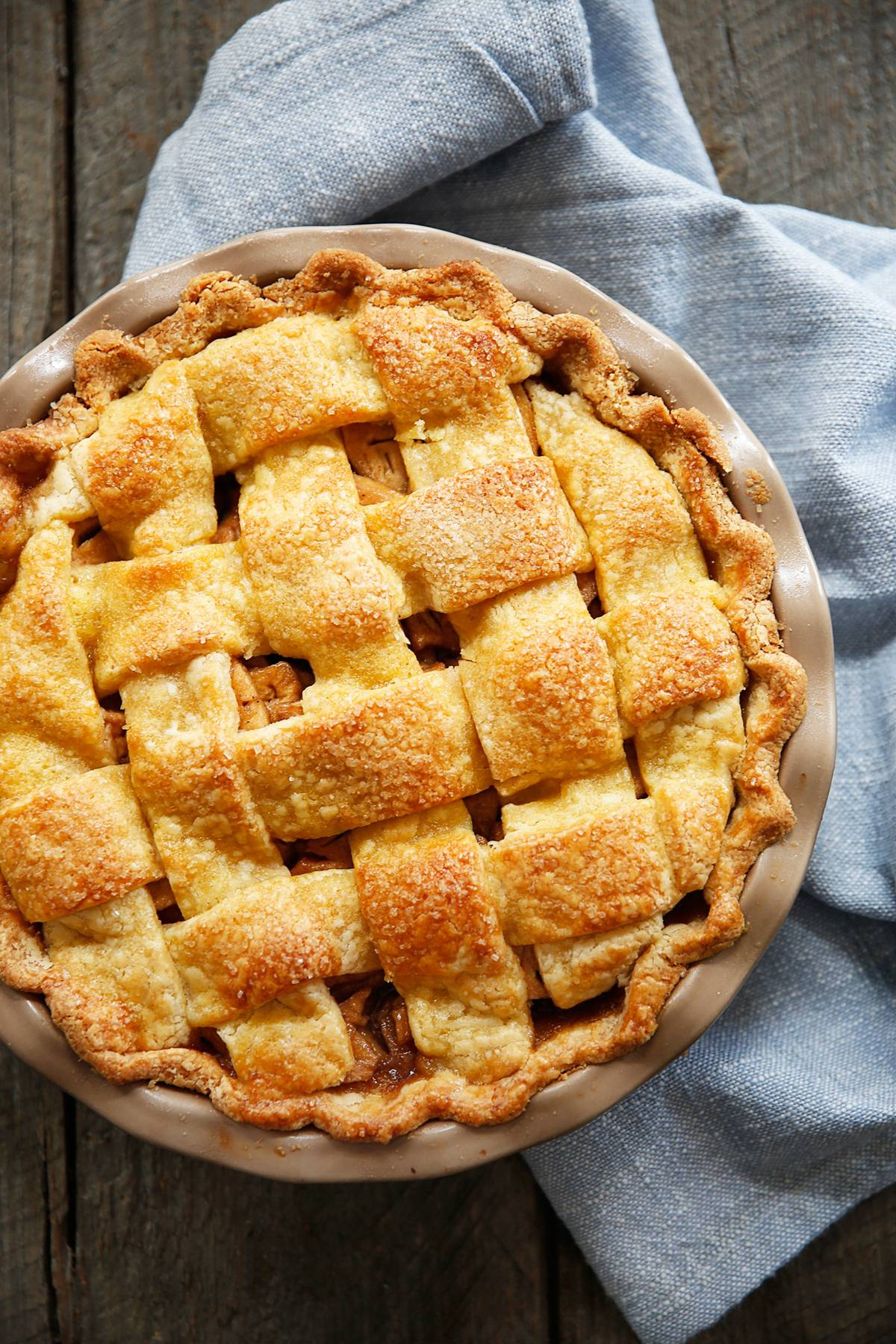 gluten free apple pie almond flour