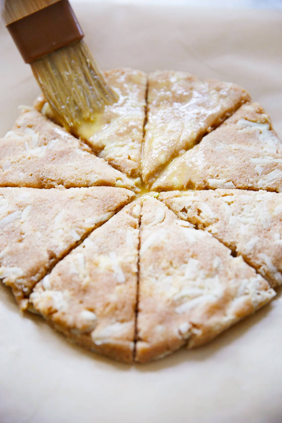 apple cinnamon scones healthy