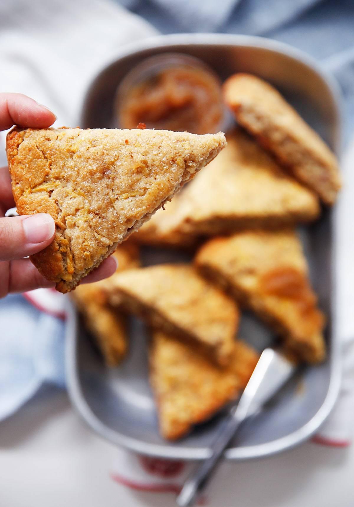 gluten free scones without xanthum gum