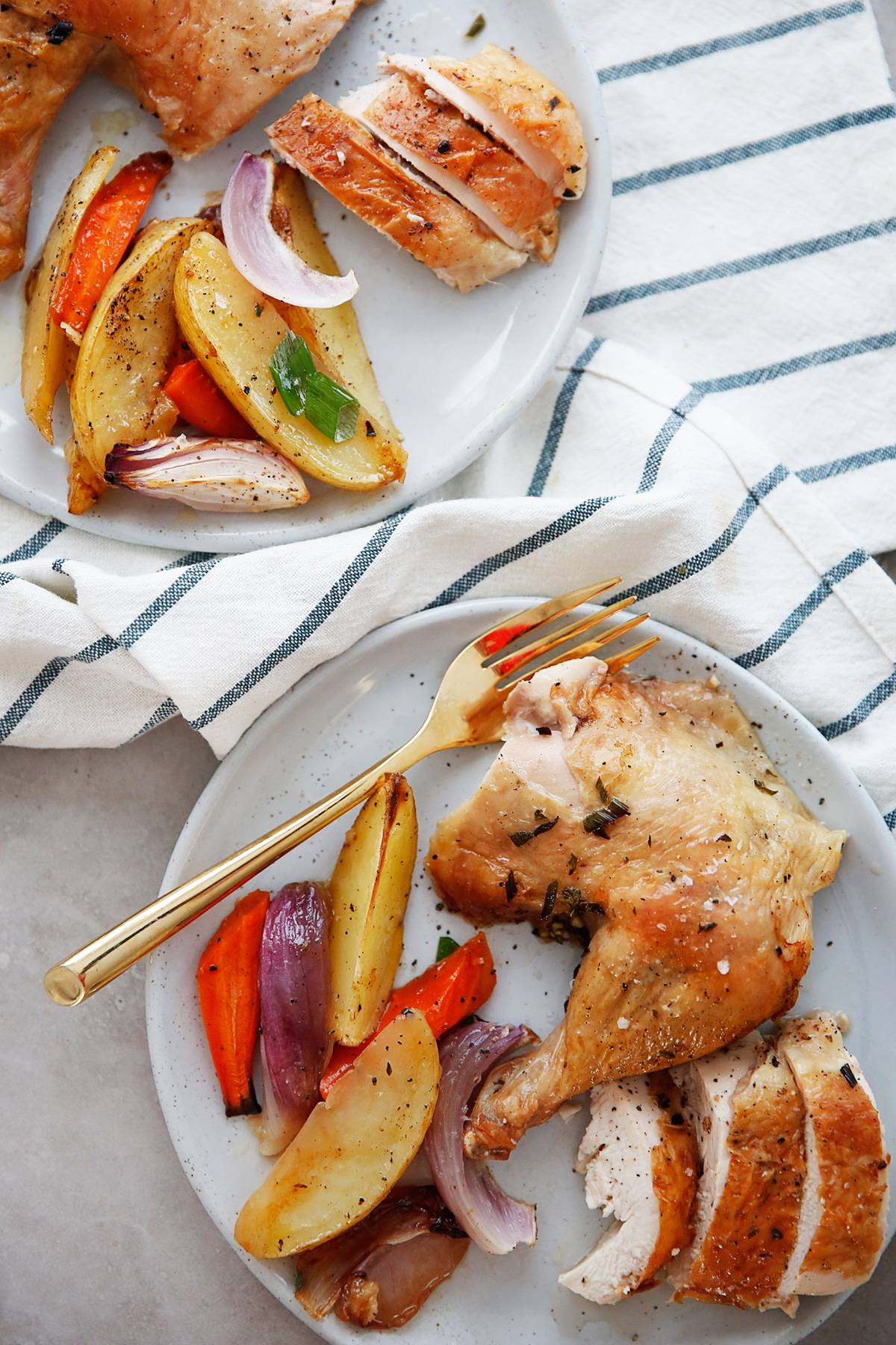 whole chicken recipes oven