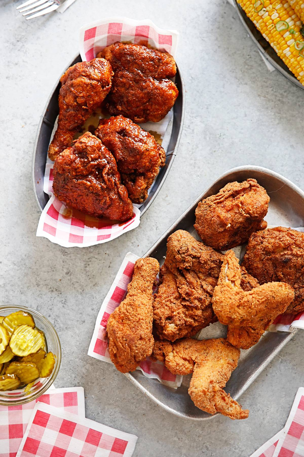 Ultimate Fried Chicken (Gluten-Free)