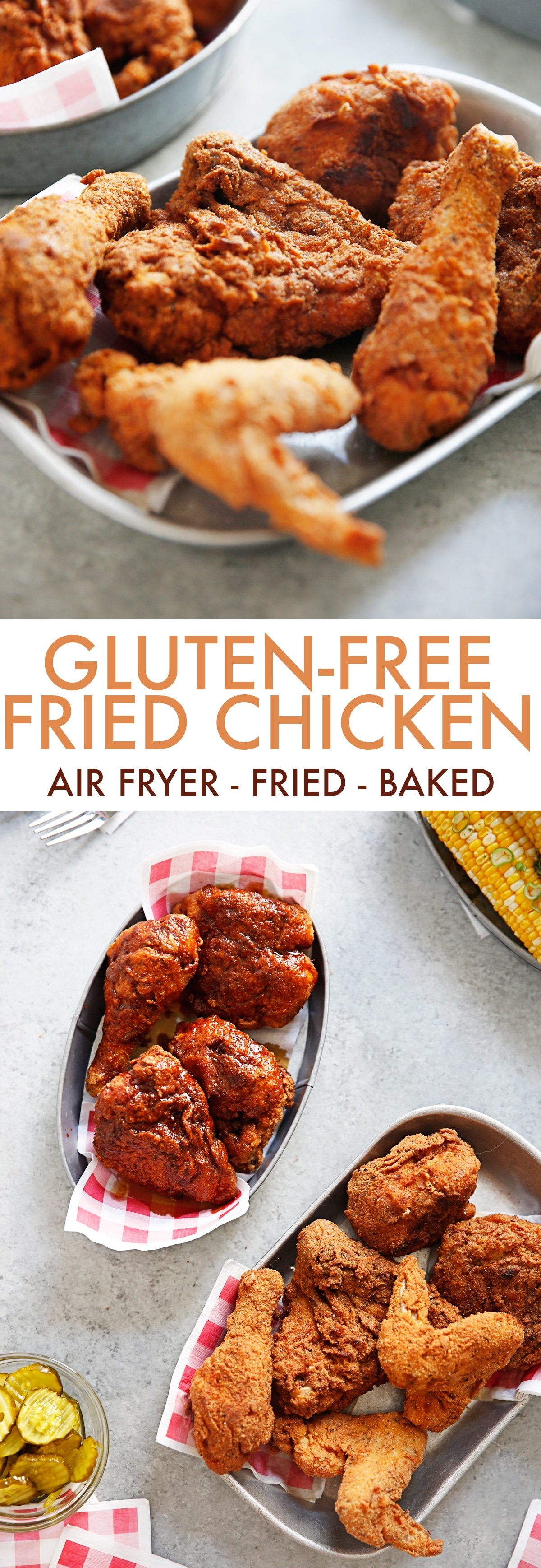 Lexi S Clean Kitchen Ultimate Fried Chicken Gluten Free