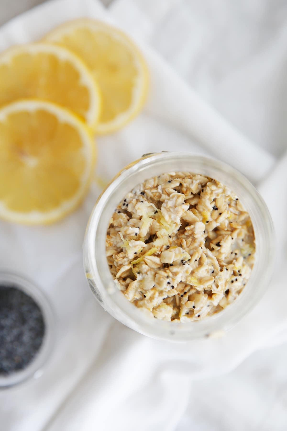 basic overnight oats recipe