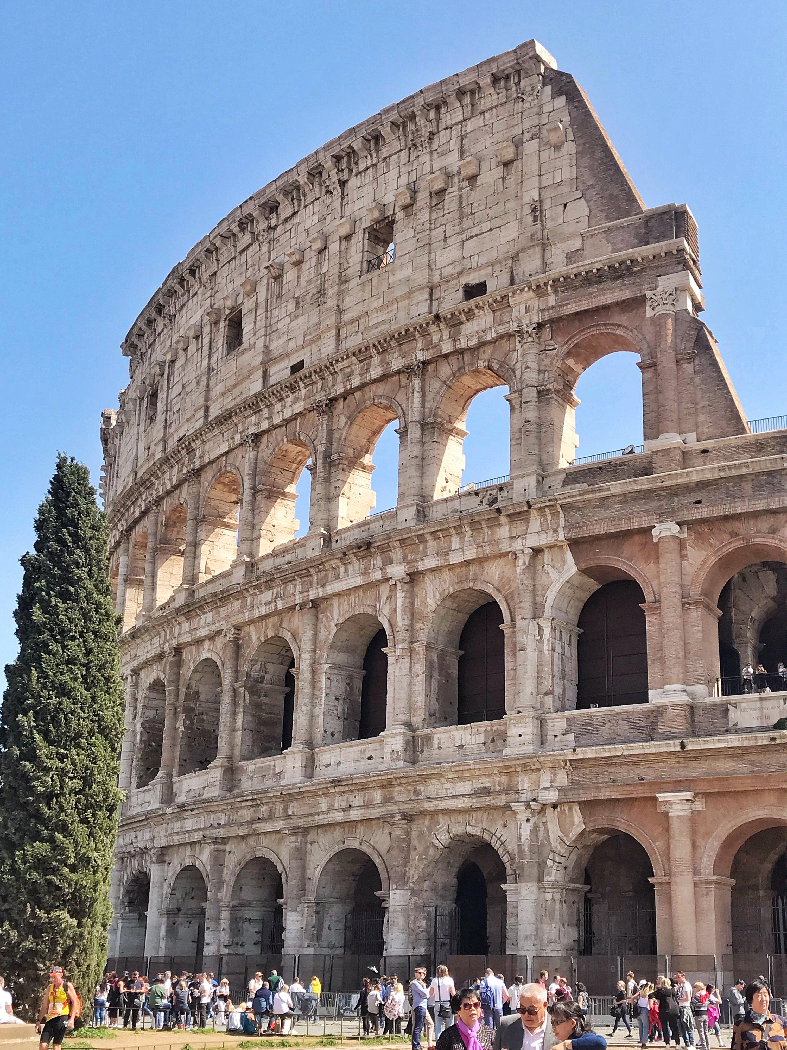 Rome April 2018