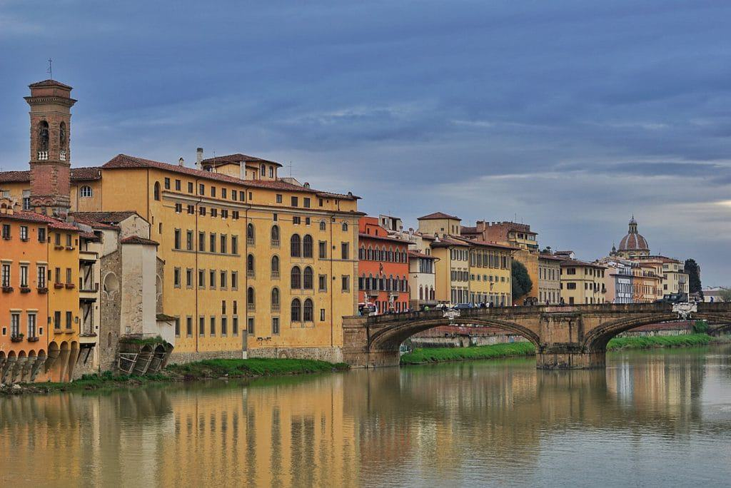 Florence April 2018 Ponte Vecchio