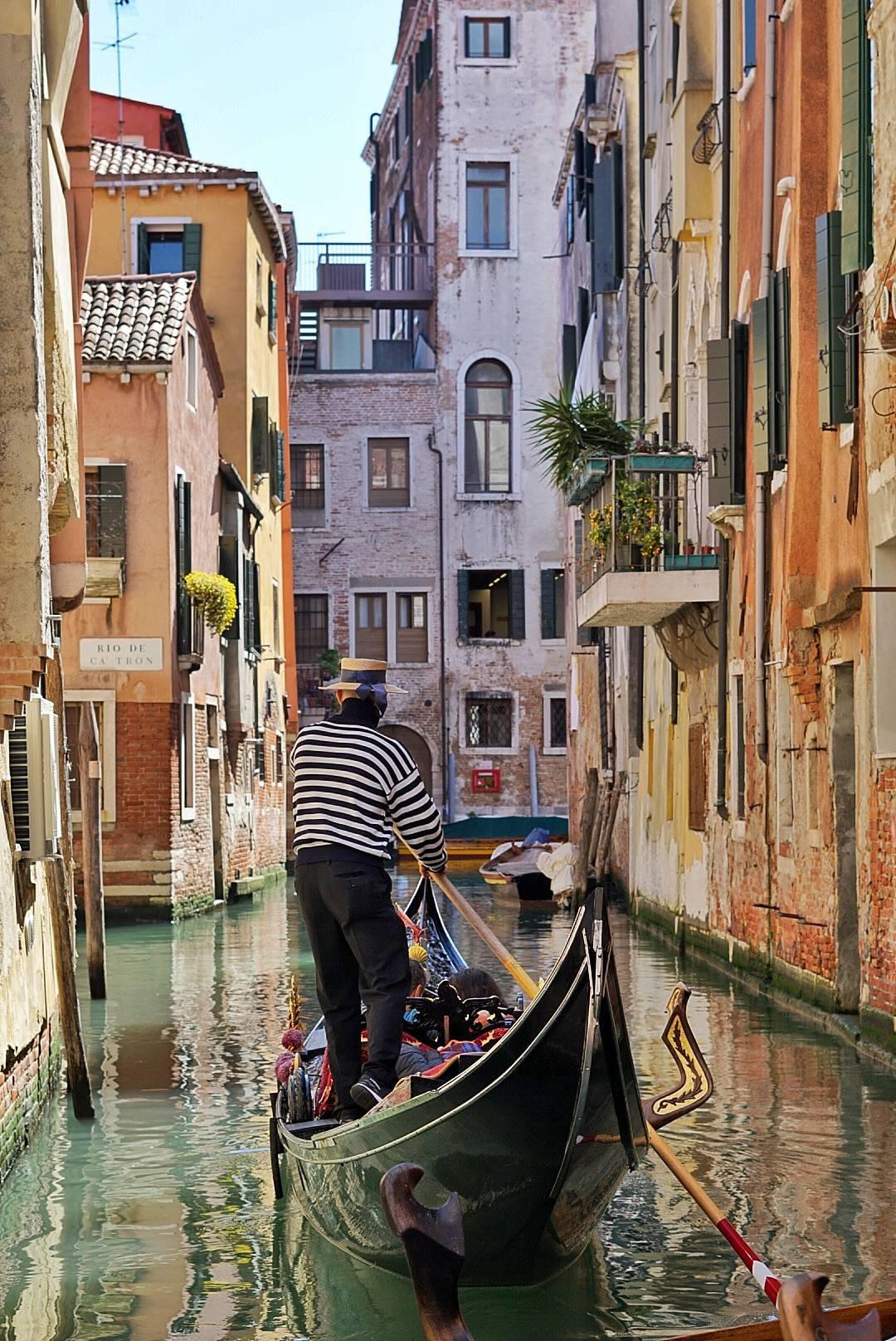 Venice April 2018