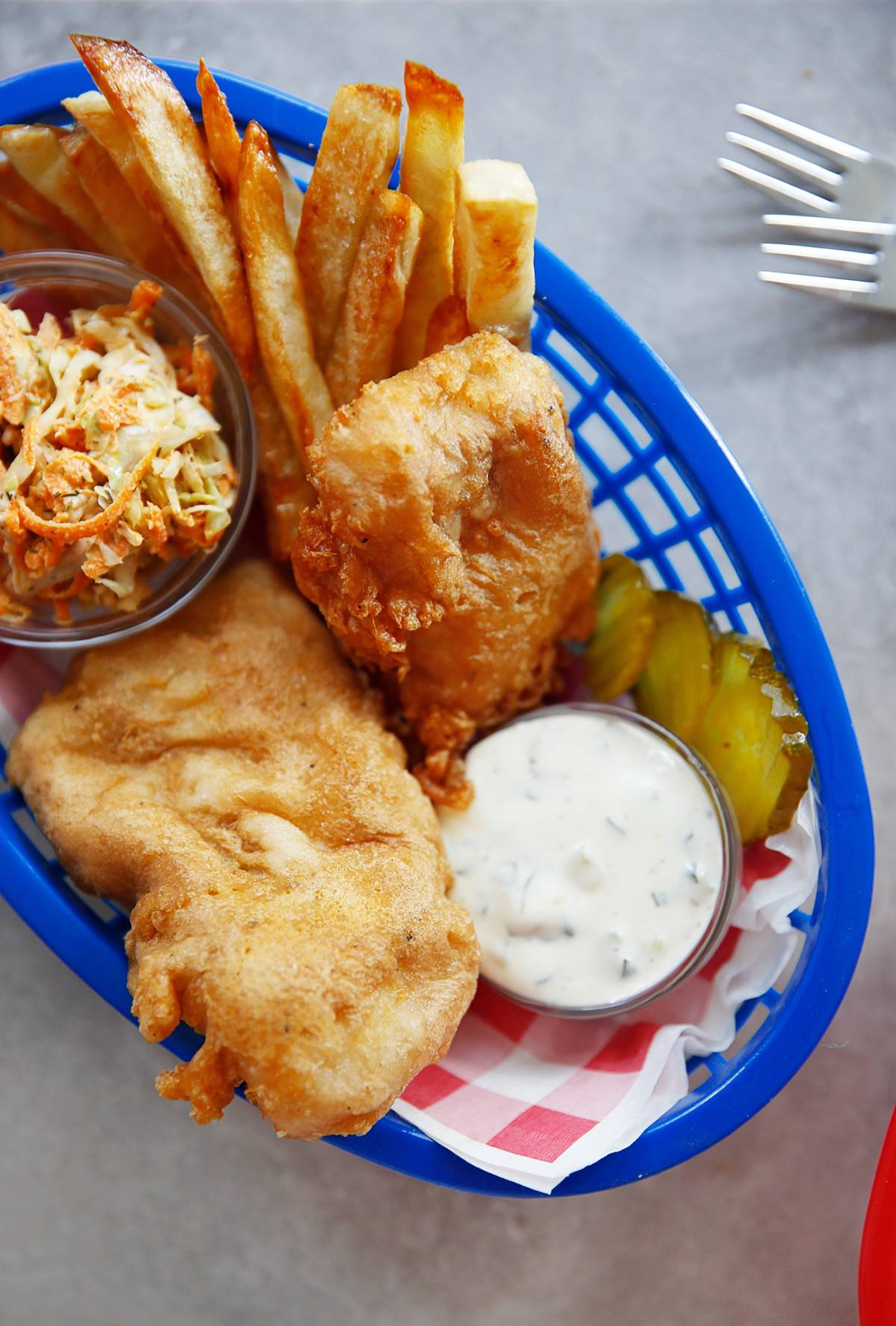 Paleo Fish and Chips