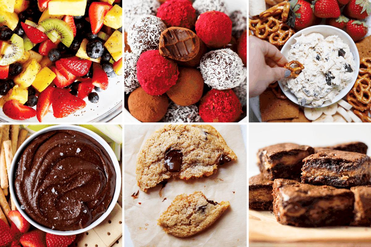 Super bowl dessert recipes.