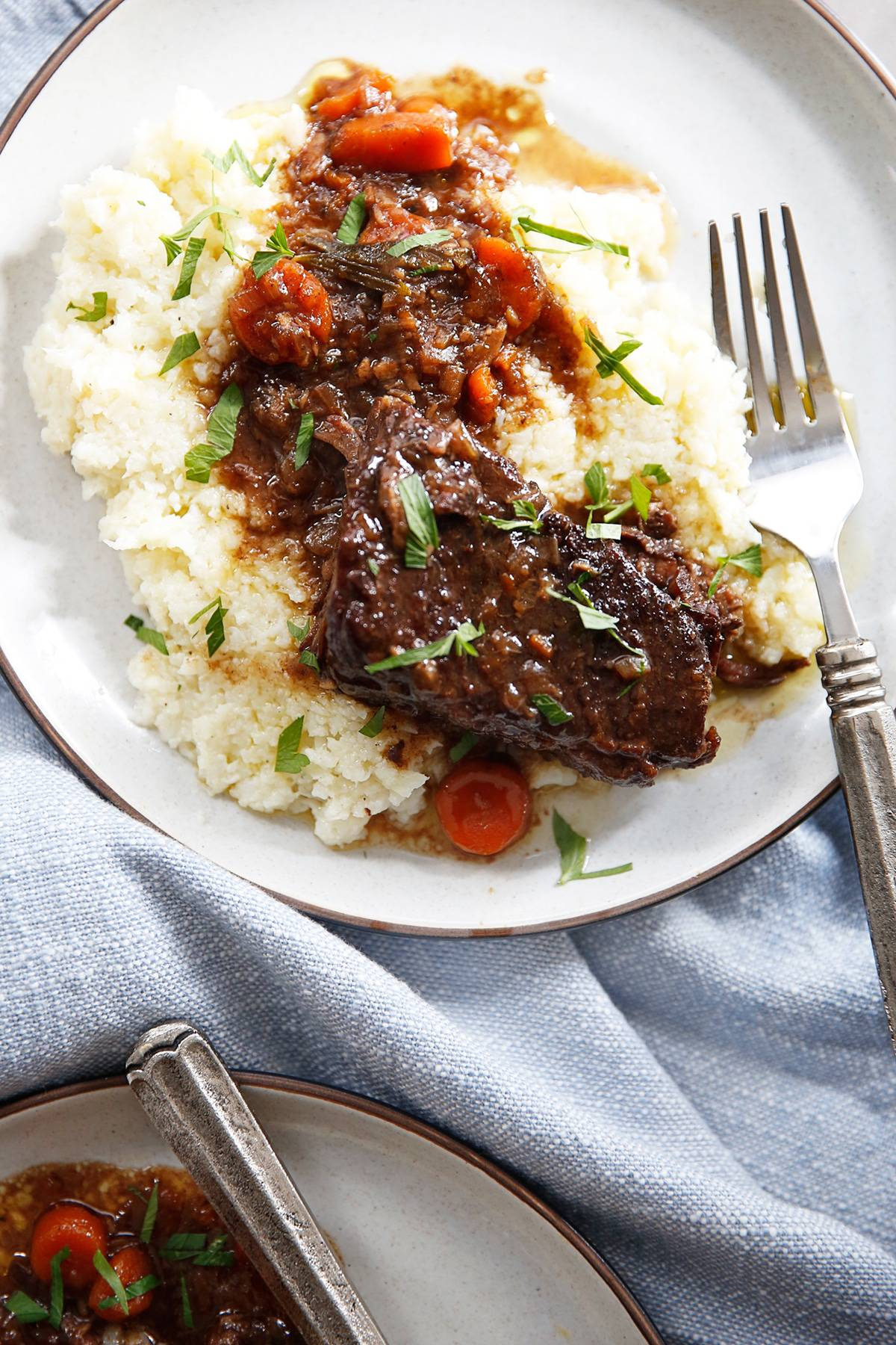 how to cook beef short ribs in instant pot