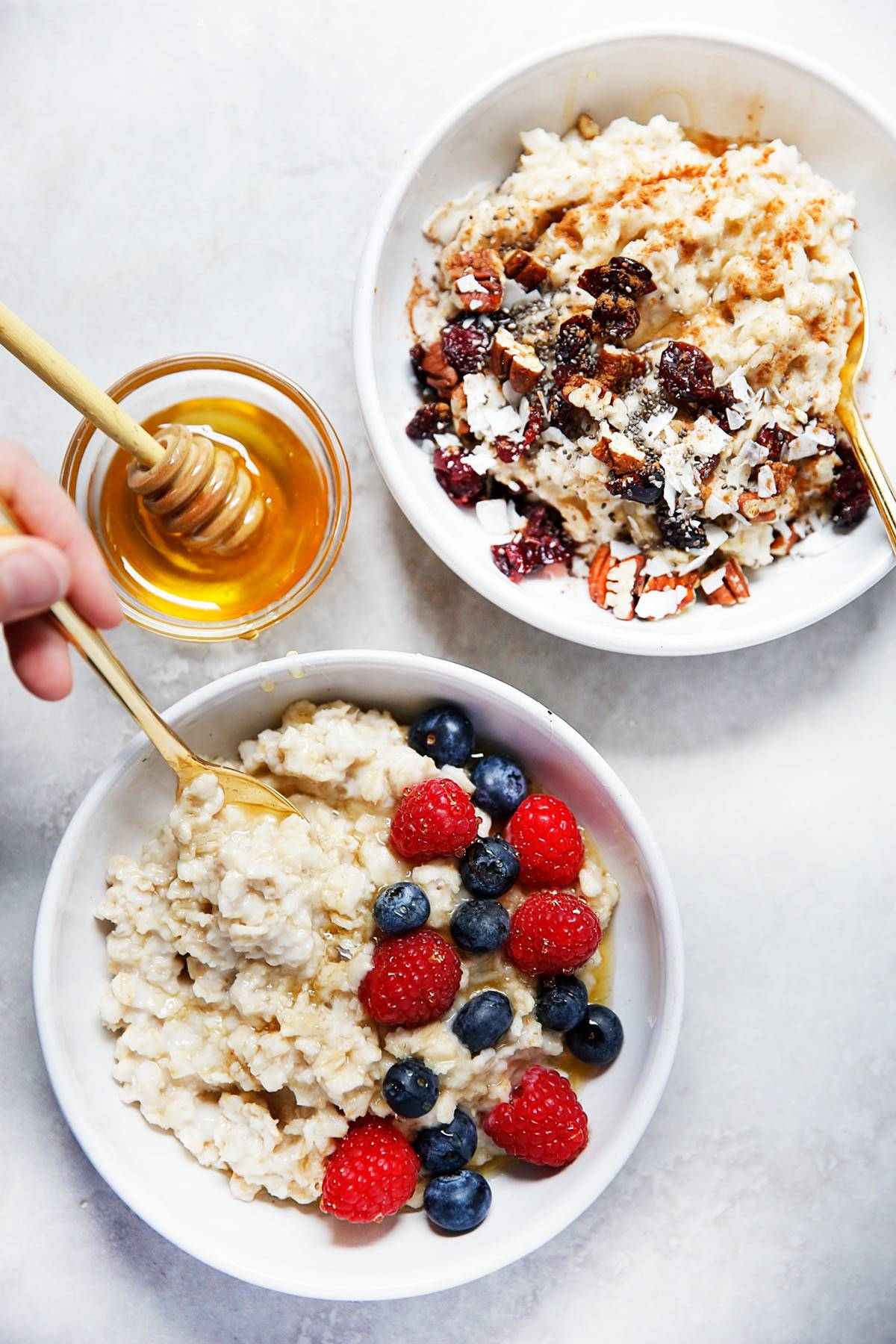 best oatmeal recipe with toppings