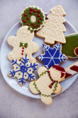 Gluten Free Cut Out Cookies