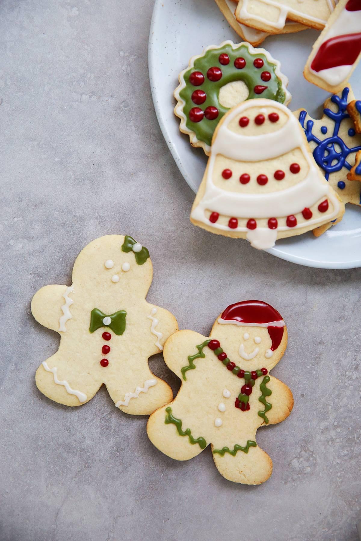 How do I make gluten free cookies