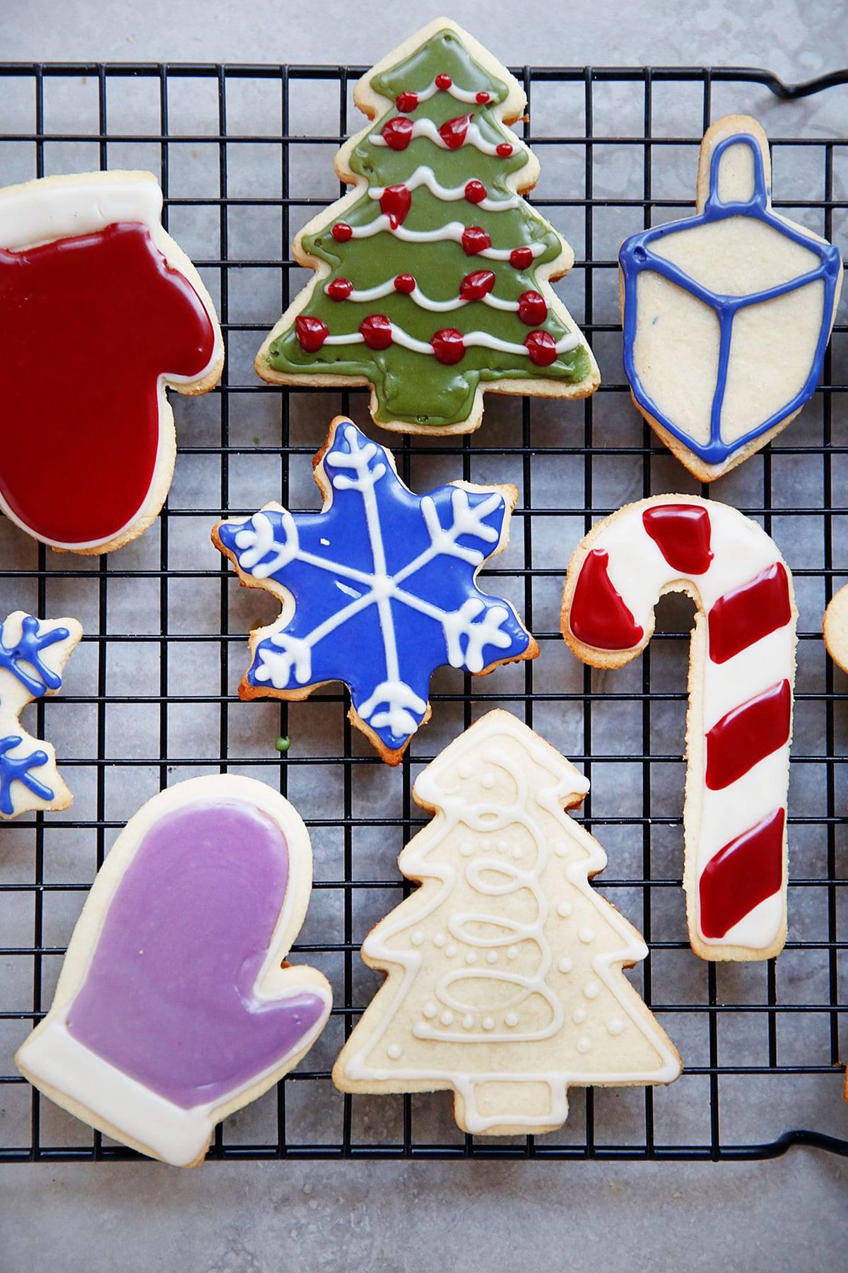 gluten free sugar cookies almond flour