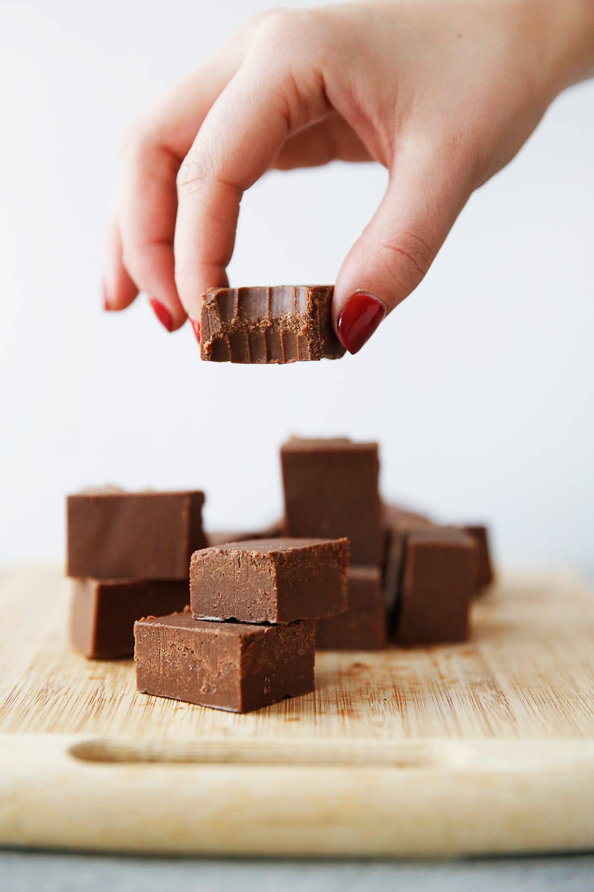 Paleo fudge nut free