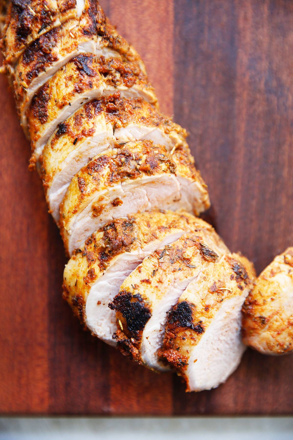 Easy Pork Tenderloin Recipe