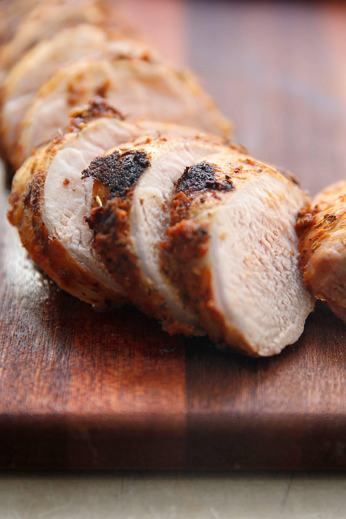Keto pork tenderloin recipe