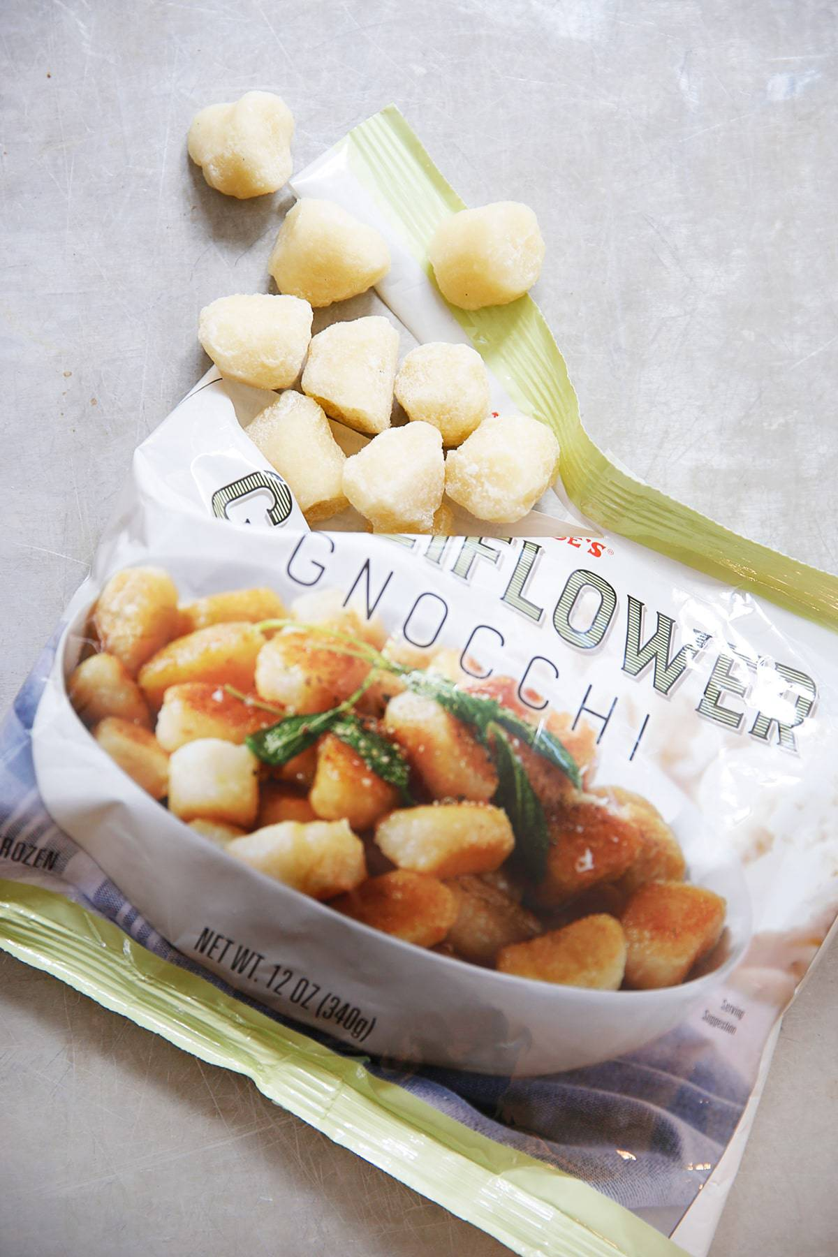 Trader Joe's Cauliflower Gnocchi recipes